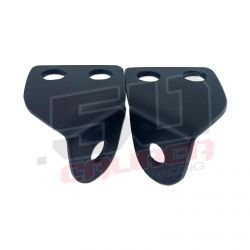 A-Pillar Pod Light Mount Brackets for Polaris RZR