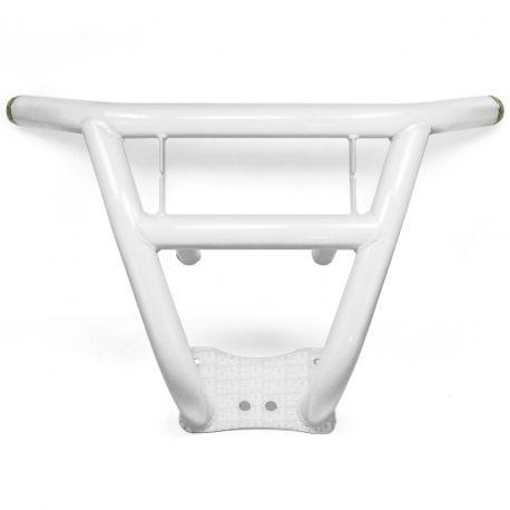Custom Tubular Front Bumper for Polaris RZR XP1000 with Light Bar Tabs and Powdercoat Finish