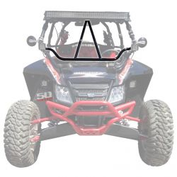 Clamp-on Dash Intrusion V- Bar for Arctic Cat Wildcat