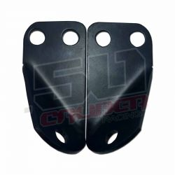 Yamaha YXZ1000R A-Pillar Pod Light Mount Brackets