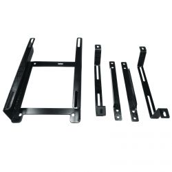 50 Caliber Racing Seat Mounting Bracket Kit for Yamaha YXZ1000R - Made in USA - Allows installation of Aftermarket Seats