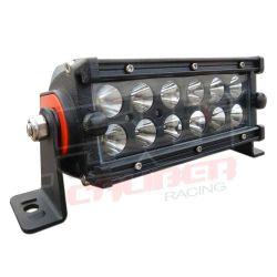 Elite Series 6.5 Inch Spot Beam 36 Watt LED Light Bar