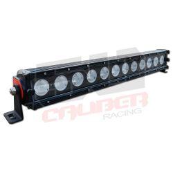 50 Caliber Racing Elite Series 20 inch Combo Flood/Spot Beam 120 Watt LED Light Bar