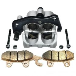 50 Caliber Racing Front Brake Caliper assembly for the Yamaha Rhino 450 - 660