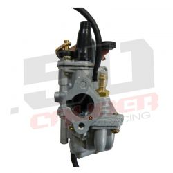 50 Caliber Racing Brand New Aftermarket Replacement Carburetor for Suzuki JR50, LT50, LTA50