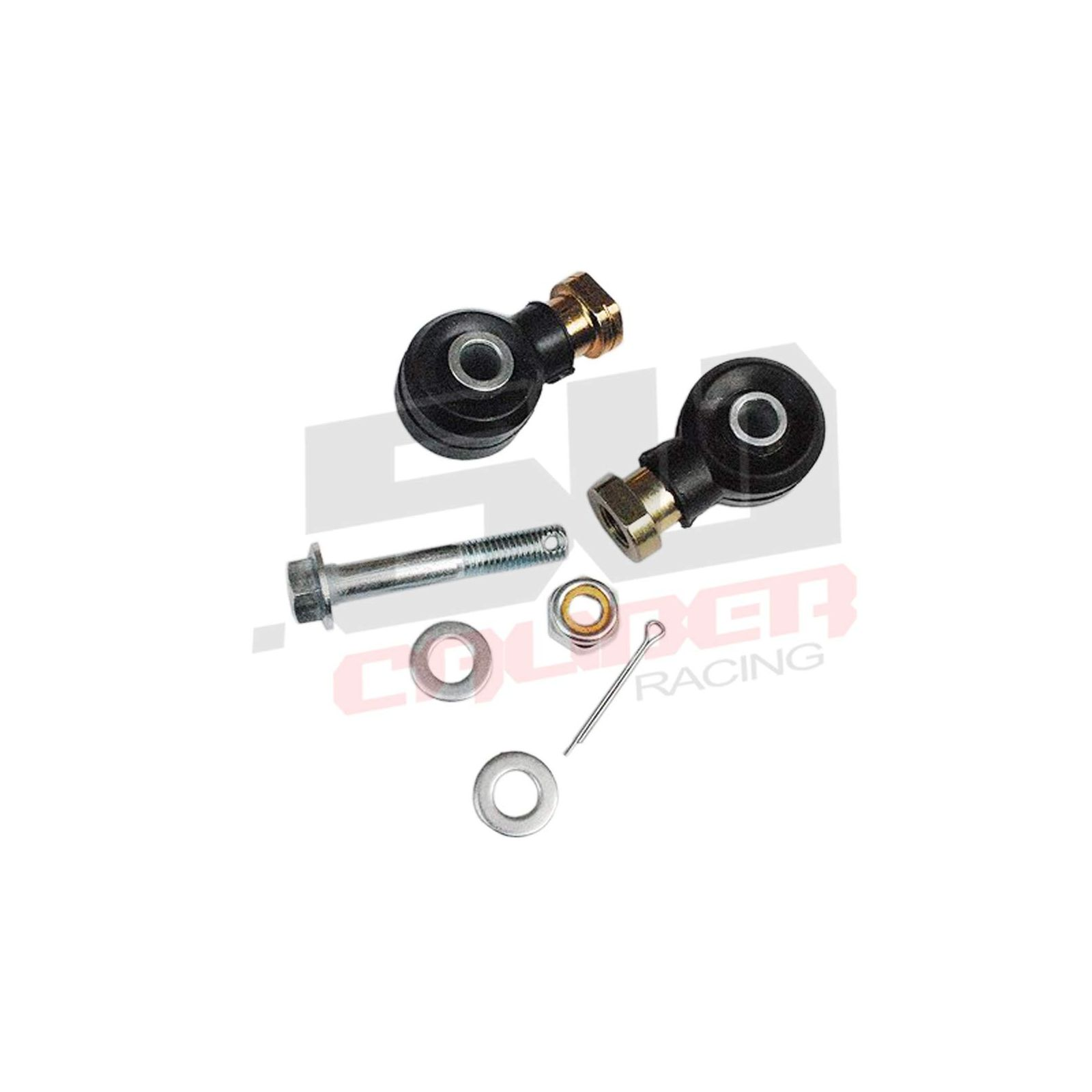 Polaris 325 Trail Boss Inner and Outer Tie Rod Ends 1 Side