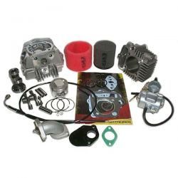 88cc Race Head Big Bore Kit for honda Z50, xr crf 70, xr50, and crf 50's