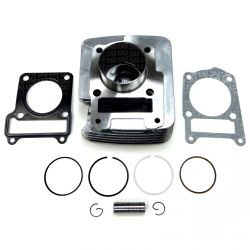 50 Caliber Racing Top End Cylinder Kit for Yamaha TTR 125 2000-2005 Dirt Bikes - Stock Bore
