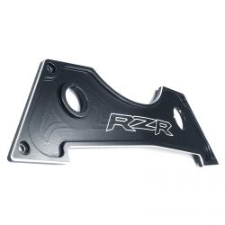 Stealth Black CNC Billet Center Dash Panel for RZR XP1000