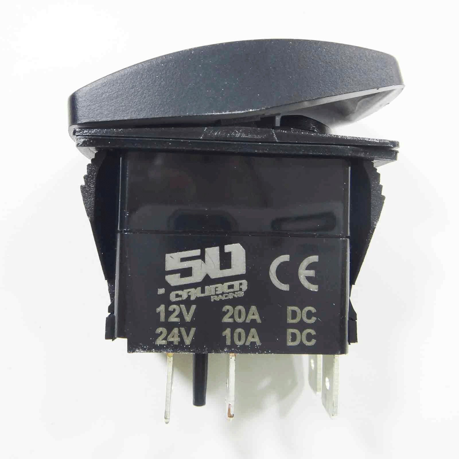 Led Rocker Switch Zombie Lights Switch Rocker Switches Switches
