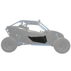 Can-am X3 Lower Door Skins Convert your stock half doors to full doors