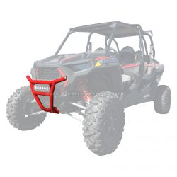 2019 RZR XP1000 & XP Turbo S LE Dynamix Tubular Front Bumper	Red Powdercoat
