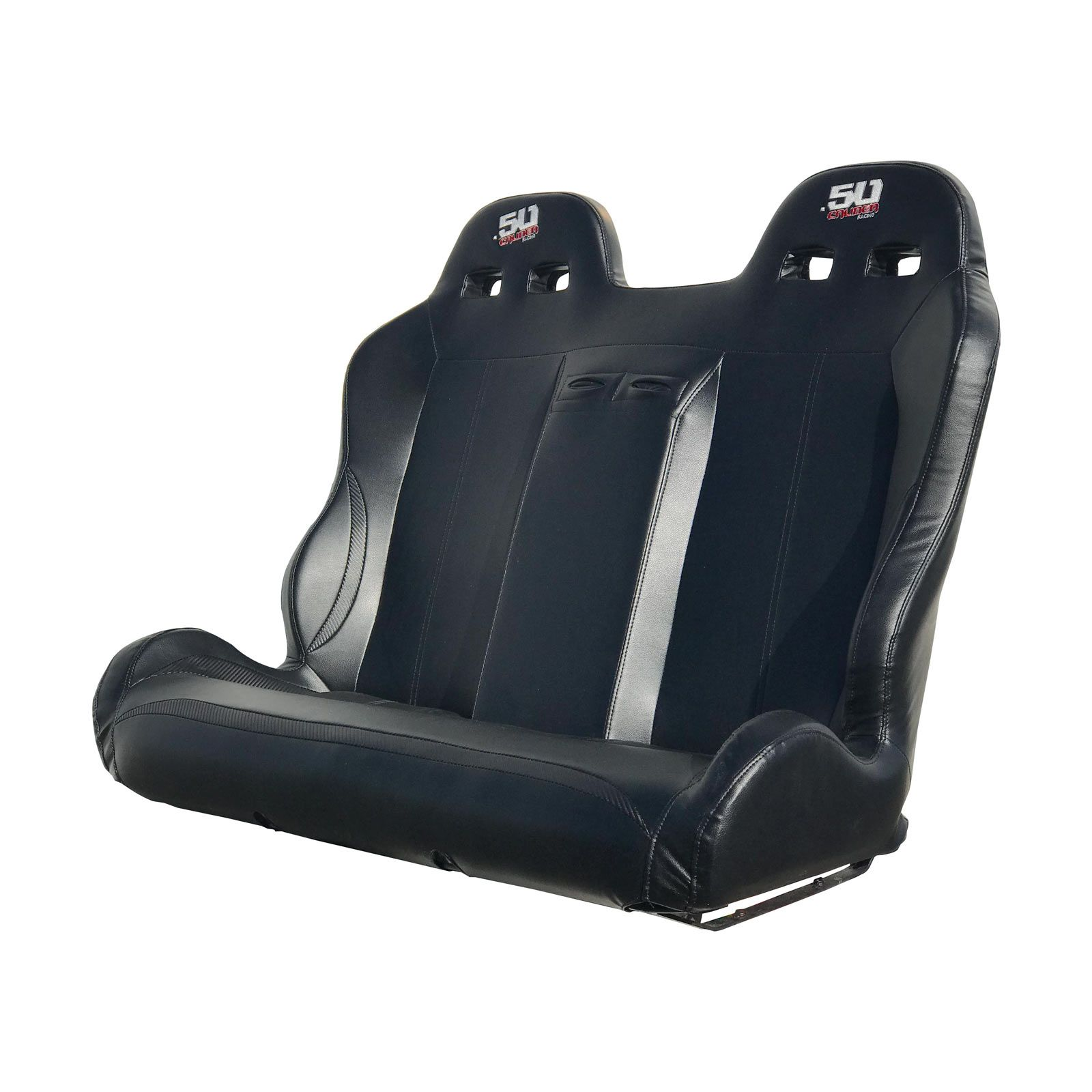 MIDDLE BUMP SEAT FOR 2015 RZR 1000 /& 900 CARBON FIBER W BLACK 4 POINT HARNESS