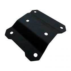 Can-Am X3 Heavy Duty Rear Plate - Fits 2 seat and 4 seat MAX models