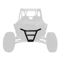 "2018-2019 RZR Turbo S 72"" Long Travel Tubular Front Bumper - Bolt on design"