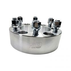 50 Caliber Racing - 6 x 5.5 Inch (6 x 139.7 metric) Wheel Spacer with 12mm Studs