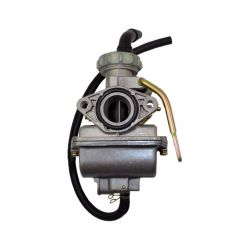 50 Caliber Racing 20mm Performance Taiwan Made Carburetor for Honda 50 Pit Bikes with 88cc Big Bore Modified Engine