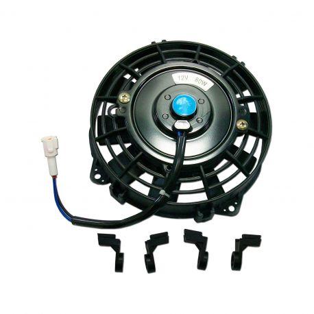 50 Caliber Racing High Flow Replacement Cooling Fan Yamaha Big Bear YFM 400 2000-2006