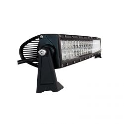 40 inch Curved LED Light Bar Combo Beam 240 Watt Cree Bulbs IP68 waterproof rating Durable Aluminum Housing UTV ATV Sand Rail