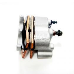Replacement Loaded Dual Piston Brake Caliper with Pads for Polaris RZR XP1000 XP900 and XP Turbo