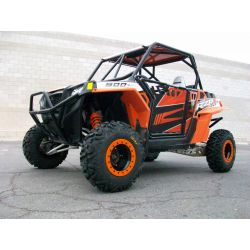 Custom Made to Order Roll Cage with Aluminum Roof for 2 Seat Polaris RZR 570 800 & XP900