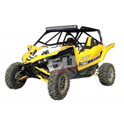 Custom Roll Cage with Aluminum Roof - Yamaha YXZ1000R 2 Seat