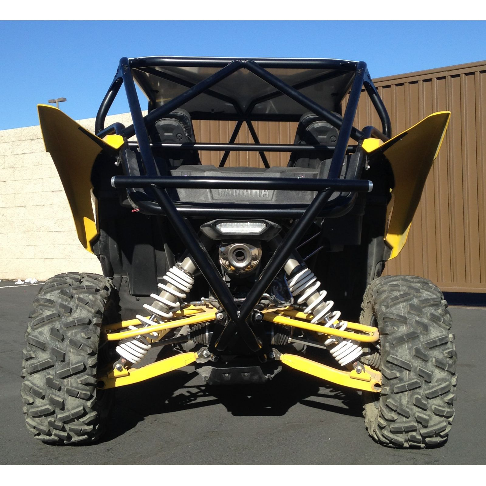 Custom Roll Cage Roof Bumper Lower Than Stock 2 Seat