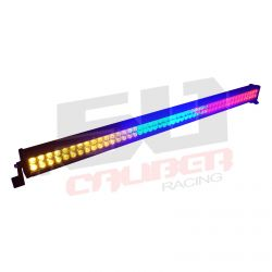 52 Inch Multicolor LED Light Bar with Wireless Remote