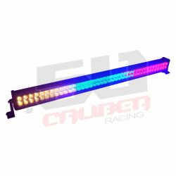 42 Inch Multicolor LED Light Bar with Wireless Remote