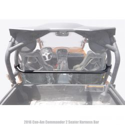 50 Caliber Racing Roll Cage Harness Bar for Can-Am Commander 2 Seat UTV