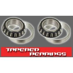 50 Caliber Racing Tapered Headset Steering Tube Bearings for Honda CRF50