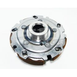 Wet Clutch Assembly - Grizzly 660