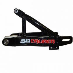 50 Caliber Racing 2.5 Inch Extended Swingarm Kit for Honda 50 & 70 Pit Bikes 1992-up