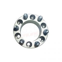 50 Caliber Racing - 6 x 5.5 Inch (6 x 139.7 metric) Wheel Spacer with 14mm Studs