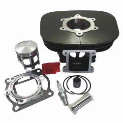 50 Caliber Racing Top End Cylinder Kit for Yamaha YFS 200 Blaster ATV - Standard Bore