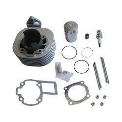 50 Caliber Racing Complete Top End Cylinder Kit for Suzuki LT80 & Kawasaki KFX80 ATVs