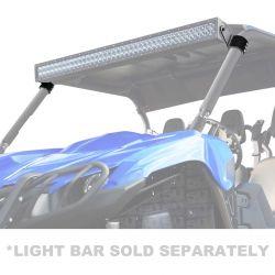 50 Caliber Racing LED Light Bar Mounting Brackets for Yamaha Viking UTVs