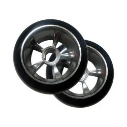 Pair of Rear Wheels for Razor Ground Force Go Kart
