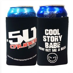 50 Caliber Can Koozie