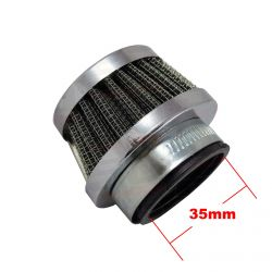 "1.35"" Mesh Performance Filter fro 34mm 35mm 36mm intake"