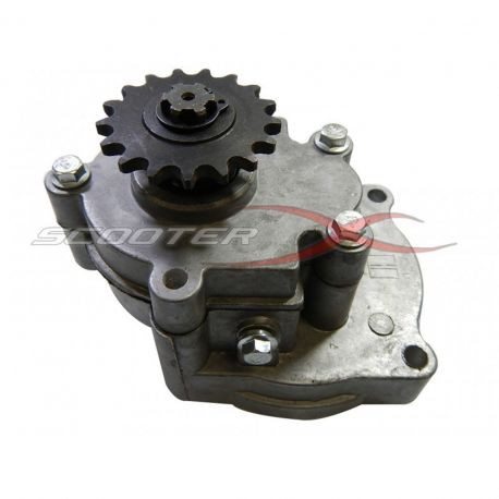 Scooter Transmission with 17T sprocket