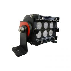 50 Caliber Racing Elite Series 3 Inch Flood Beam 18 Watt LED Light Bar