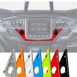 Polaris Ride Command Center Dash Panel - Available in many colors