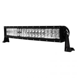 20 inch Curved LED Light Bar Combo Beam 120 Watt Cree Bulbs IP68 waterproof rating Durable Aluminum Housing UTV ATV Sand Rail 4x