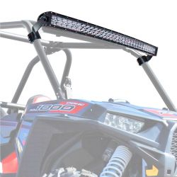 50 Caliber Racing LED Light Bar Mounting Brackets for RZR XP1000, S 900, and Turbo
