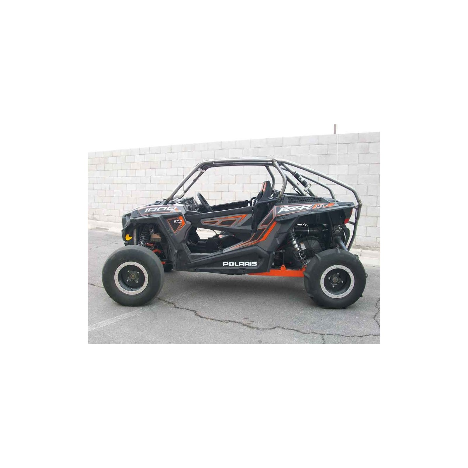 Polaris Rzr Xp1000 Turbo Roll Cage W Radius Bends