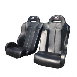 RZR Split Bench Seat for Front or Rear in 2 & 4 Seaters