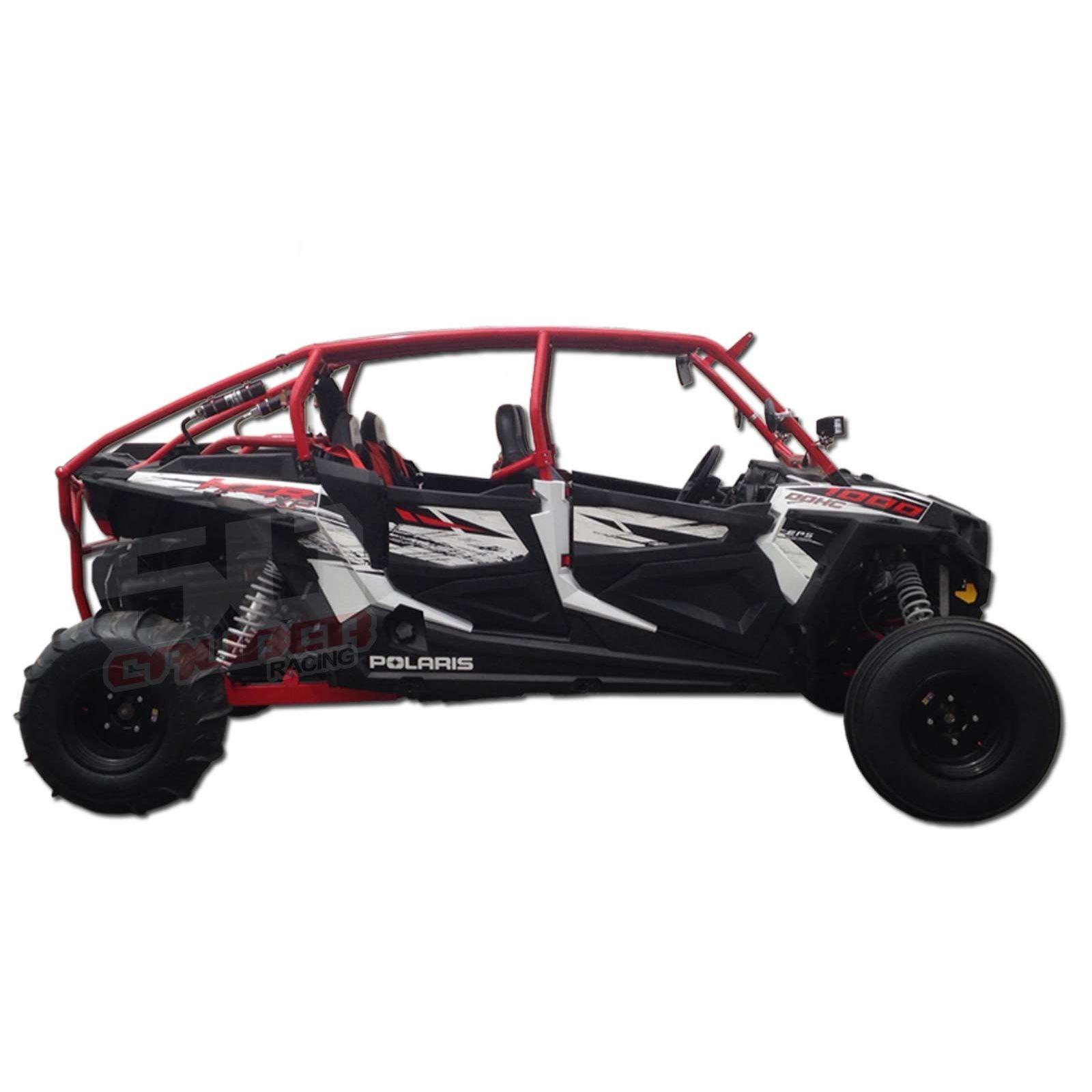 Polaris Rzr Rzr4 Xp1000 Turbo Roll Cage Radius Bends