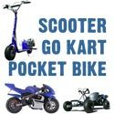 Gas Scooter Parts