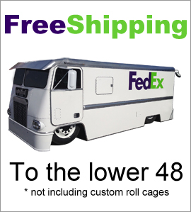 Free shipping to the lower 48. Some exclusions apply.